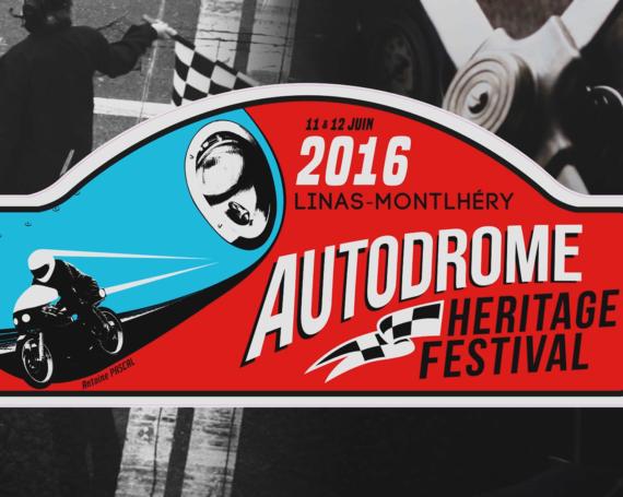Autodrome Heritage Festival 2016
