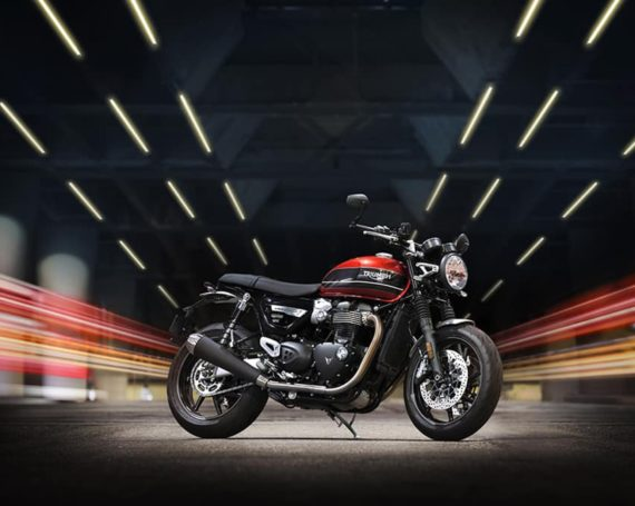 LAUNCH EVENT // TRIUMPH SPEED TWIN
